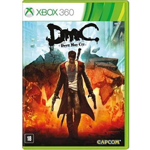 DmC Devil May Cry - Xbox 360 - Usado
