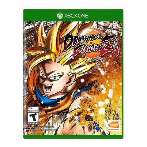 Dragon Ball FighterZ - Xbox One - Usado
