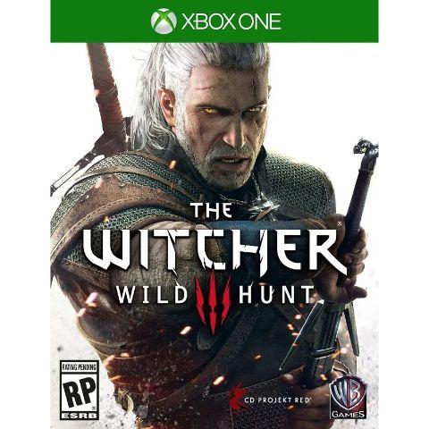 The Witcher 3 Wild Hunt Xbox One - Usado