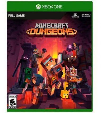 Minecraft Dungeons Hero Edition - Xbox One