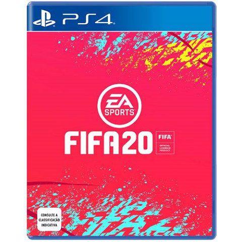 FIFA 20 - PS4 - Usado