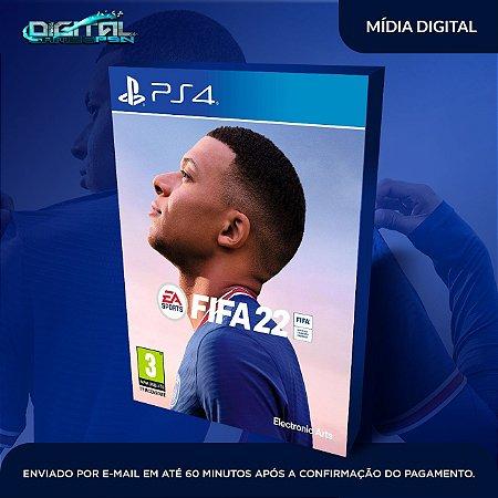 FIFA 22 PS4 Mídia Digital