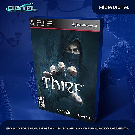 Thief PS3 Mídia Digital