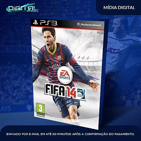 FIFA 2014 PS3 Mídia Digital