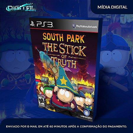 South Park The Stick Of Truth PS3 Mídia Digital