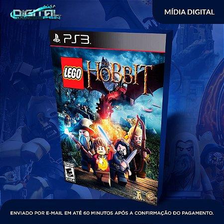 Lego The Hobbit PS3 Mídia Digital