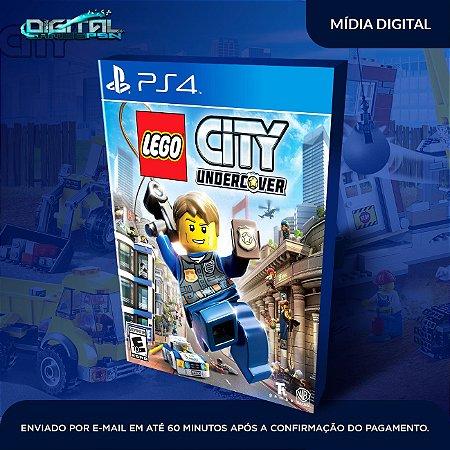 LEGO CITY Undercover PS4 Mídia Digital