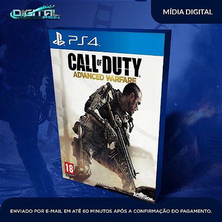Call of Duty Advanced Warfare - Day Zero Edition PS4 Mídia Digital