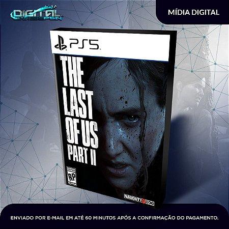 The Last Of Us ll Ps5 Psn Mídia Digital
