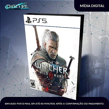 The Witcher 3: Wild Hunt PS5 Mídia Digital