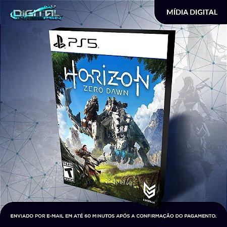 Horizon Zero Dawn Ps5 Mídia Digital