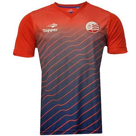 Camisa Náutico Treino 2016 Topper
