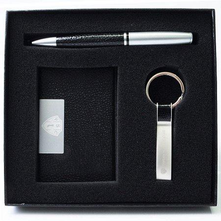 Kit Presente com 3 Peças em Embalagem Individual