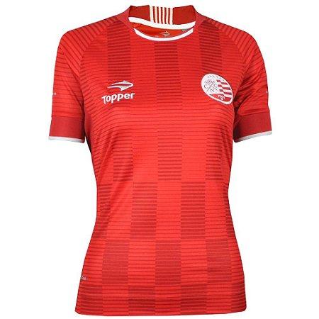Camisa Náutico III Feminina 2016 Topper
