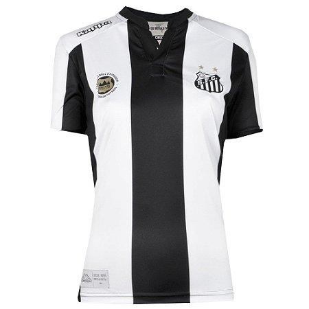 Camisa Santos Jogo II  2016 Kappa