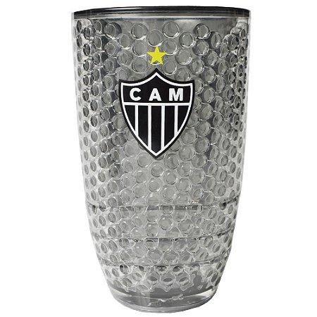 Copo Suco 500ML Gel Bolinha Atlético