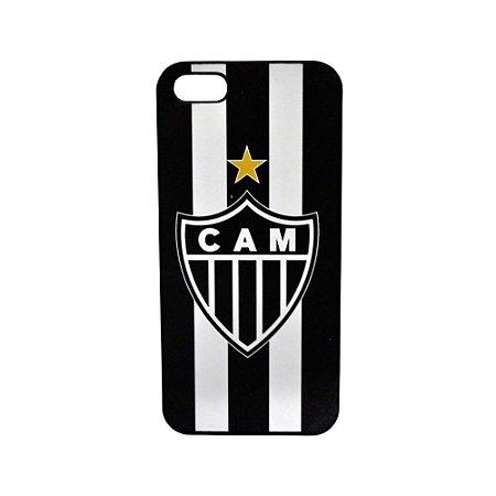 Capa Celular Escudo Iphone 5 Atlético