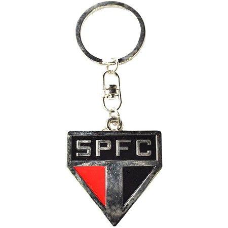 Chaveiro Escudo Metal São Paulo