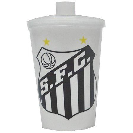Copo Infantil 250ML Santos FC