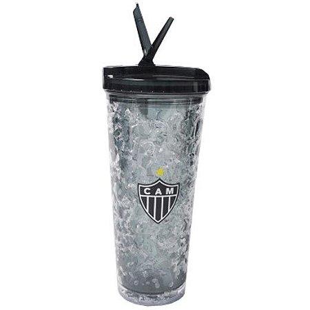 Copo Milk Shake 640ML Gel Frozen Atlético