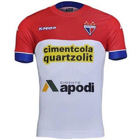 Camisa Fortaleza Jogo II Juvenil Kappa 2015