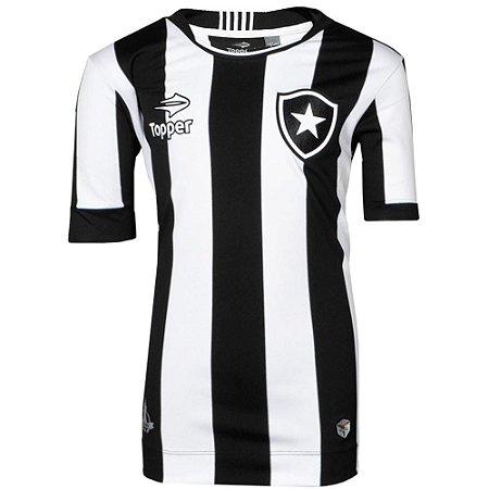 Camisa Botafogo Jogo I Juvenil 2016 Topper