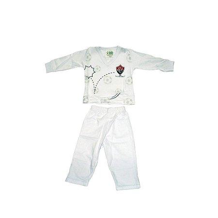 Pijama Longo Bebe Vitoria