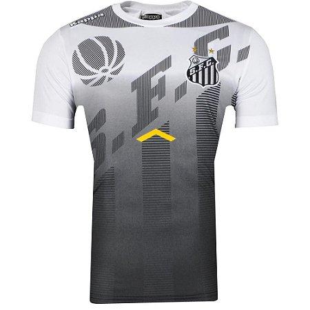 Camisa Santos Comissão Técnica 2017 Kappa