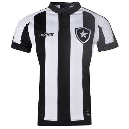 Camisa Botafogo Jogo I Nº10 2017 Topper