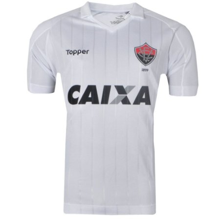 Camisa Vitória Jogo II 2017 Topper