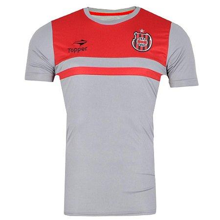 Camisa Brasil de Pelotas Concentração 2016 Topper