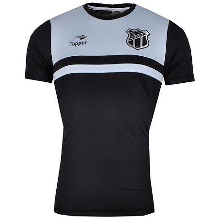 Camisa Ceará Concentração 2016 Topper