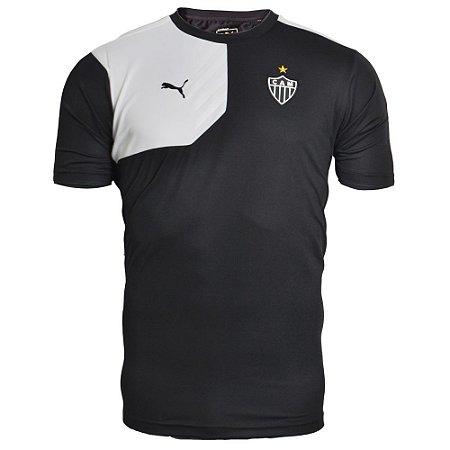 Camisa Atlético Concentração Comissão Técnica 2015 Puma
