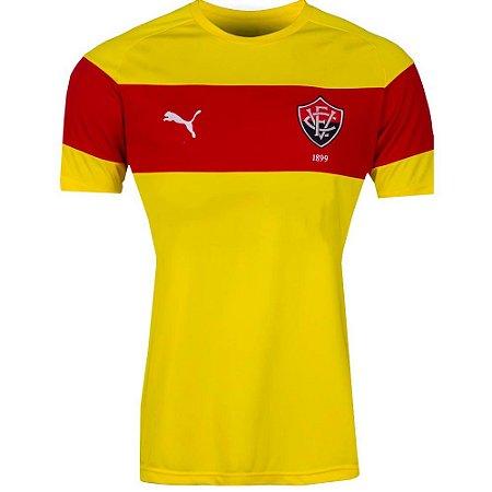 Camisa Vitória Treino 2016 Puma