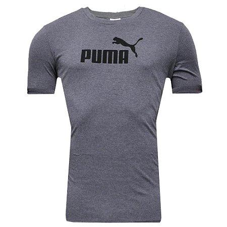 Camisa Washed Logo Puma