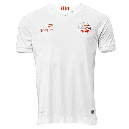 Camisa Náutico Jogo II Nº 10 2016 Topper