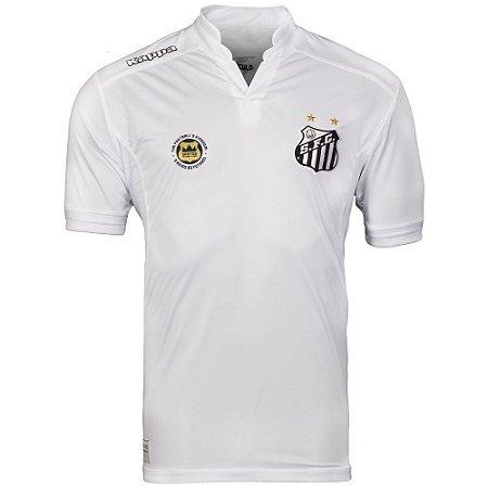 Camisa Santos Jogo I 2016 Kappa Official