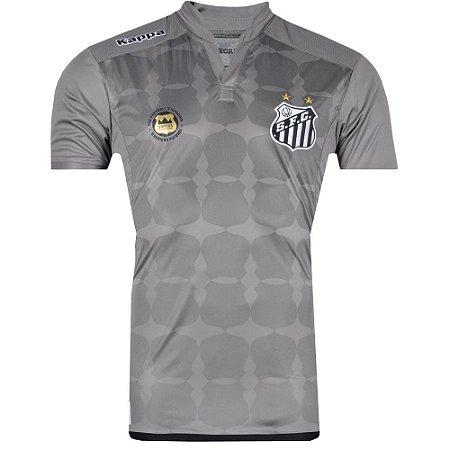 Camisa Santos Goleiro II Official 2016 Kappa