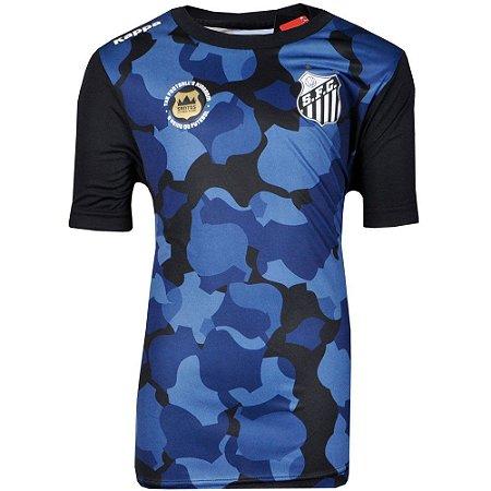 Camisa Santos Pre Match Juvenil 2016