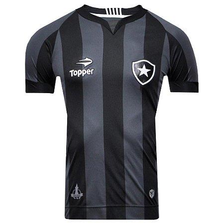 Camisa Botafogo Jogo II 2016 Topper