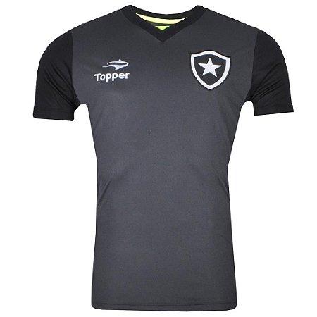 Camisa Botafogo Treino 2016 Topper