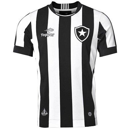Camisa Botafogo Jogo I N 10 2016 Topper