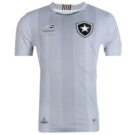 Camisa Botafogo Jogo III N 10 2016 Topper