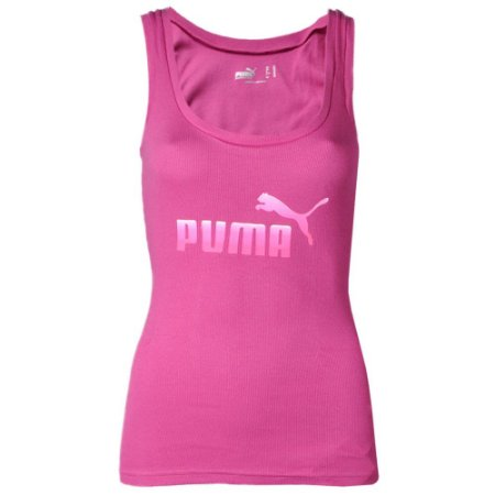 Camisa Top Large Logo Tank Top 2013 Puma