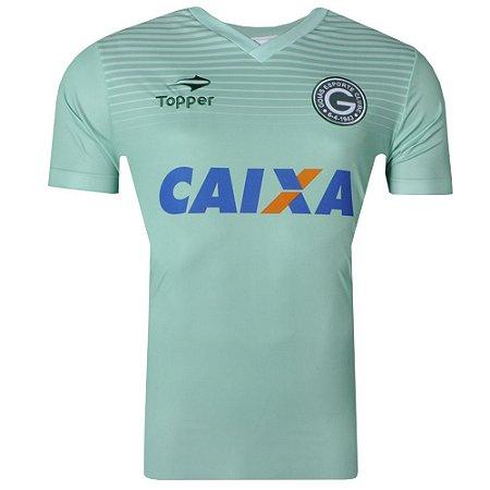 Camisa Goiás Treino Atleta 2017 Topper
