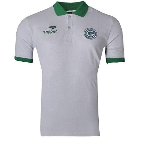 Camisa Polo Goiás Viagem Ct 2017 Topper