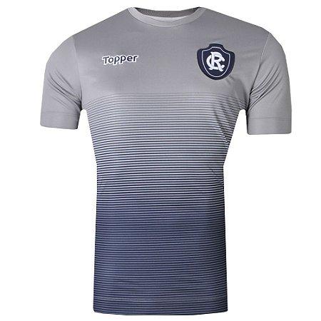 Camisa Remo Concentração Comissão Técnica 2017 Topper