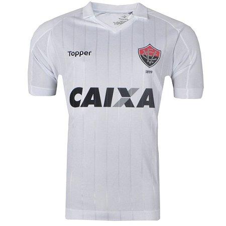 Camisa Vitória Jogo II Nº10 2017 Topper