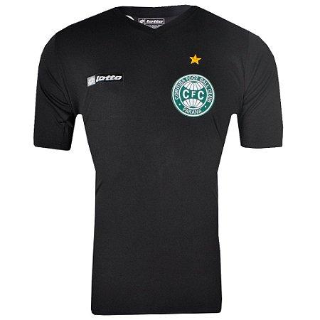 Camisa Coritiba Treino Básico Lotto 2010