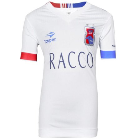 cf2a46a5a7 Camisa Parana Jogo I Juvenil N°10 2016 Topper